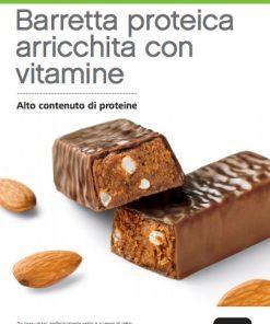 Barrette alle Proteine Mandorla e Vaniglia Herbalife