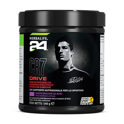 CR7 Drive Barattolo - Linea H24 Herbalife 24