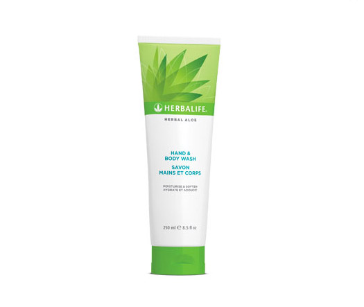 Herbal Aloe Bagnoschiuma Herbalife 250 ml