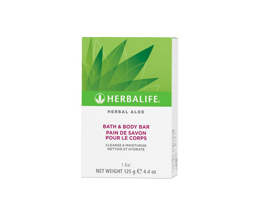 Herbal Aloe Saponetta
