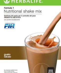 Herbalife Formula 1 Cacao - Sostituto del Pasto