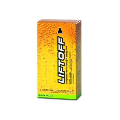LiftOff Arancia Energy Drink Herbalife