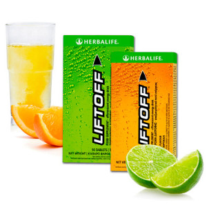 LiftOff Limone Energy Drink Herbalife