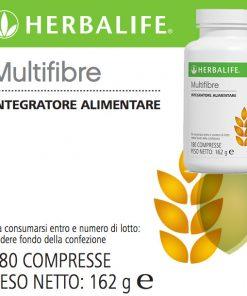Multifibre Herbalife Integratore Fibre