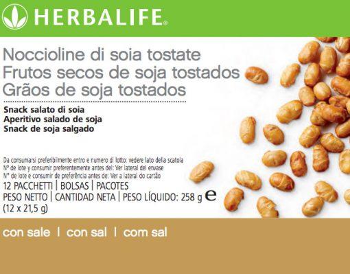 Noccioline di Soia Herbalife (Tostate)