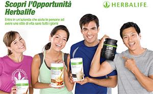 Opportunità di lavoro Herbalife Italia - Diventare Membro