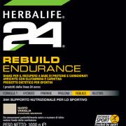 H24 Rebuild Endurance Etichetta