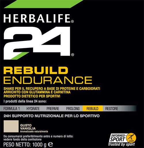 H24 Rebuild Endurance