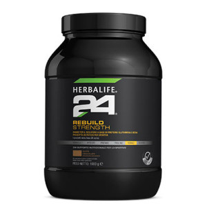 H24 Rebuild Strength