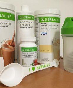 Come Dimagrire Con Herbalife? Piano Perdita Peso