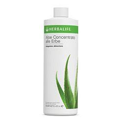 Aloe Herbalife Concentrato alle Erbe (Shop Online)