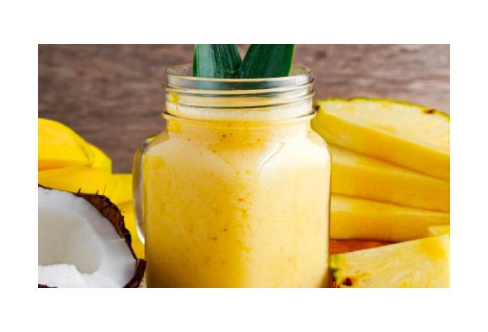 """Ricetta Frullato Herbalife: """"Beatitudine Tropicale Shake"""""""
