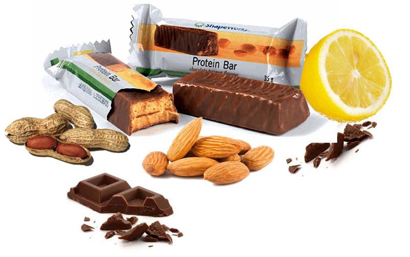 Barretta Herbalife: Uno Snack Proteico Per il Controllo del Peso?