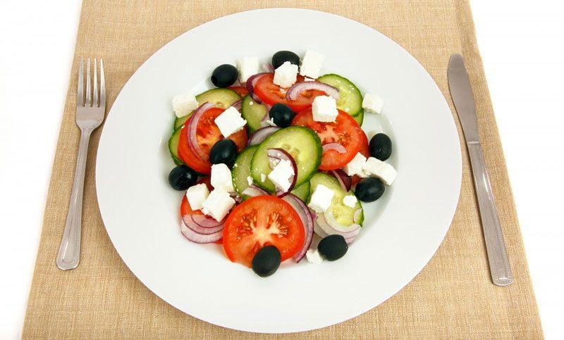 Esempi Piatti Dietetici