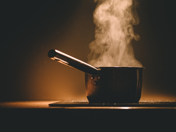 Benefici della Cucina a Vapore