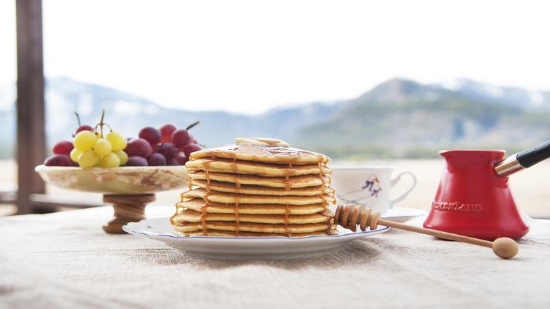 Ricetta Pancake Proteici Herbalife